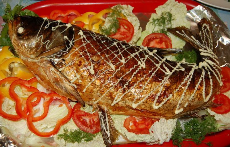 Фаршируем рыбу: 3 лучших рецепта на каждый день