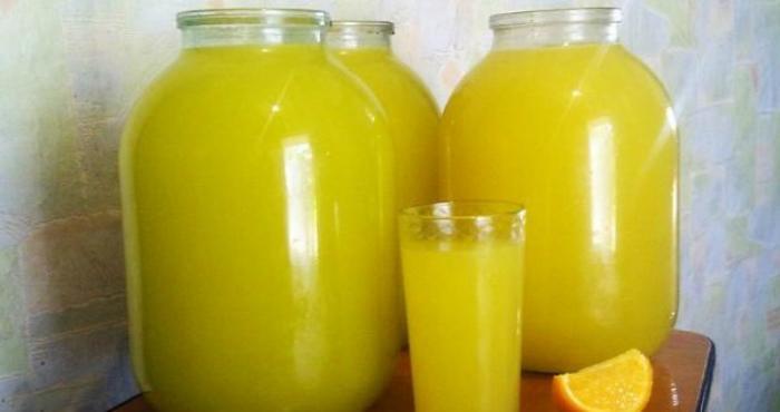 Приготовьте из четырех апельсинов девять литров вкуснейшего апельсинового напитка. И вы повторите этот рецепт не раз.