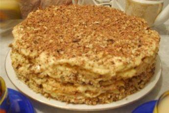 Шикарный тортик «Без заморочек»