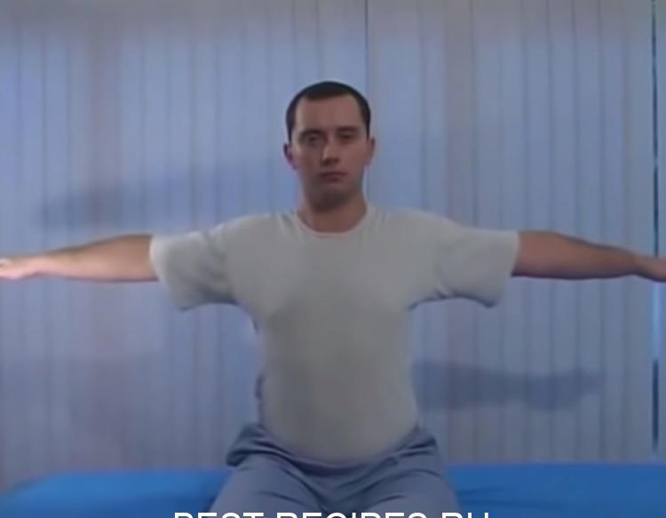 «Гимнастика для шеи без музыки» доктора Шишонина: всего 9 упражнений. Нормализуют давление, устранят бессонницу, боль в голове и верхней части тела 17