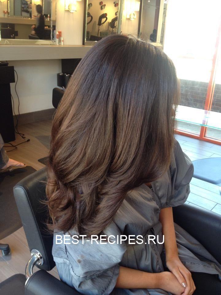 Как сделать волосы густыми и красивыми — мой мастер рассказал секрет 6